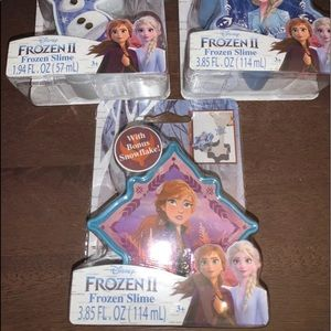 Frozen 2 slime set